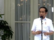 Jokowi: Vaksinasi Memutus Mata Rantai Penularan Covid-19