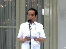 Tugas Jokowi ke PPATK: Lacak & Telusuri Semua Calon Pejabat