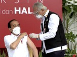 Sertifikat Vaksin Jokowi Bocor, Pakar Siber: Itu Asli