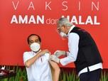 Jokowi Disuntik Vaksin, Mirae Asset: IHSG Bisa Tembus 6.880!