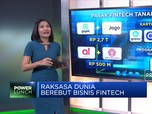 Raksasa Dunia Berebut Bisnis Fintech