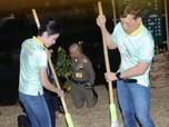 Ini Potret Terbaru Kemesraan Raja Thailand & Selir Sineenat