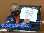 Tambahan 3 Korban Sriwijaya SJ182 Berhasil Teridentifikasi