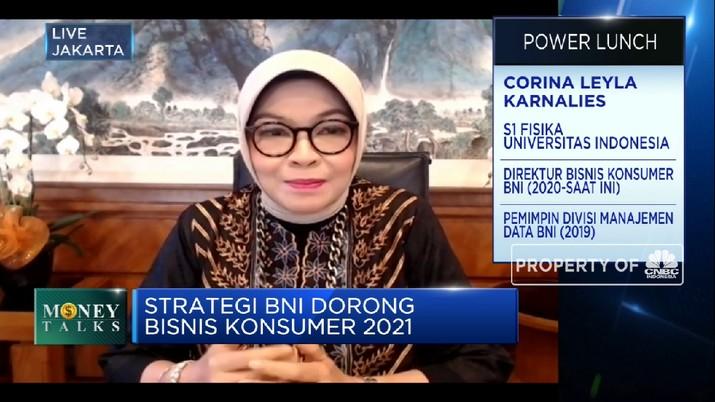 4 Inisiatif Penguatan Kapabilitas Digital BNI (CNBC Indonesia TV)