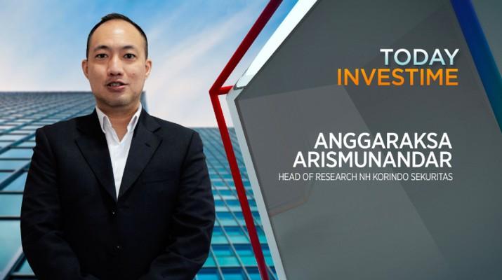 Anggaraksa Arismunandar, Head Of Research NH Korindo Sekuritas