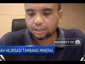 BMRS Targetkan Operasional Tambang Seng Sumut di 2023