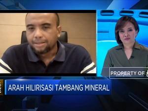 Butuh Investasi Tinggi, BMRS Belum Berencana Bangun Smelter