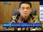 Jakarta Siap Suntik 39.200 Dosis Vaksin, Perdana 15 Januari