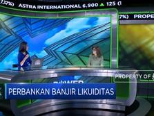Ekonomi Lemah, Perbankan Banjir Likuiditas