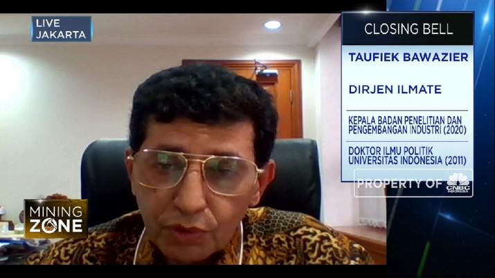 Kemudahan Infrastruktur Layanan , Daya Tarik Investasi Mobil Listrik  (CNBC Indonesia TV)