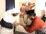 'Syekh Ali Jaber Mau Cetak Sejuta Penghafal Alquran'