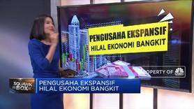 Pengusaha Ekspansif Hilal Ekonomi Bangkit