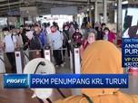 PPKM Berlaku, KRL Batasi Jam Operasional Sampai Jam 10 Malam