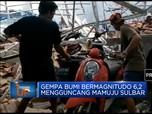 35 Orang Meninggal Akibat Gempa Mamuju