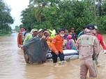 Akses Jalan Putus, 22 Ribu Jiwa Terdampak Banjir Kalsel