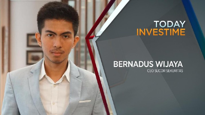 Bernadus Wijaya, CEO Sucor Sekuritas