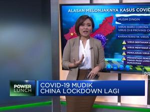 Covid-19 Mudik, China Lockdown Lagi