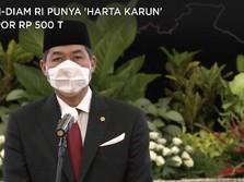 Jokowi Dapat Laporan 'Harta Karun' Ekspor Rp 500 T