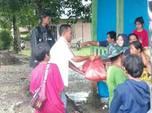 Gempa Sulbar, BRI Bagikan Ribuan Makanan Siap Saji