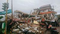 Bertambah Lagi, Korban Tewas Gempa Sulbar Jadi 88 Orang