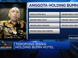 Strategi Bisnis Wika Realty Jadi Induk Holding BUMN Hotel