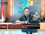 Neraca Dagang RI Bulan Desember 2020 Surplus USD 2,1 Miliar