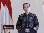 Surplus Dagang 2020 US$ 21,7 M, Jokowi: Jangan Berpuas Diri