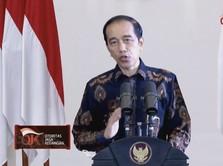 Jokowi Sebut 3 Sektor 'Kebal' Corona, tapi Banyak Impor!