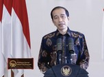 Jokowi Sebut Rp 280,5 T Masuk SWF RI: Duit yang Gede Banget!