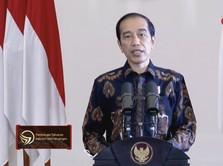 Sah! Jokowi Lantik 5 Dewan Pengawas LPI, Ini Daftarnya
