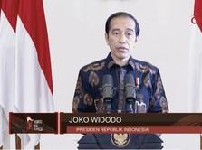 Jokowi Soal Vaksin Mandiri: Mungkin Bisa Asal Merek Beda