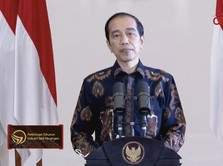 Dari Rupiah hingga IHSG, Data Ekonomi Ini Bikin Jokowi Pede