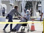 Melihat Disneyland Jadi Tempat Vaksinasi Massal Corona