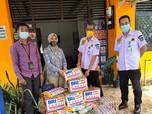 BRI Dirikan Posko & Berikan Bantuan ke Korban Banjir Kalsel