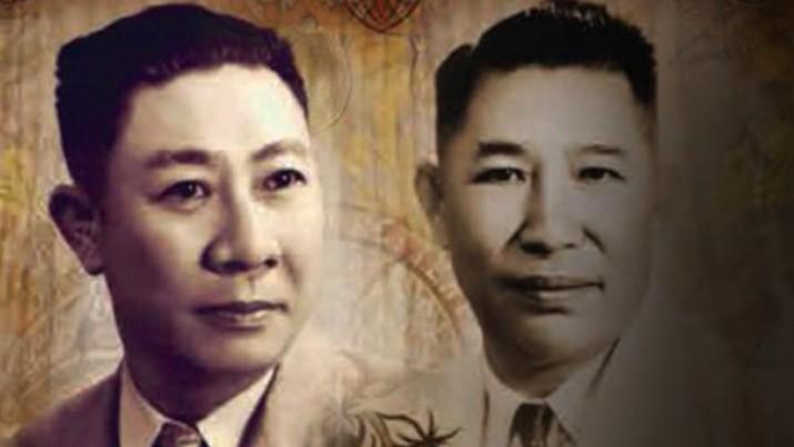 Dua pendiri Nojorono, Koo Djee Siong dan Tan Djing Thay/Dok Nojorono
