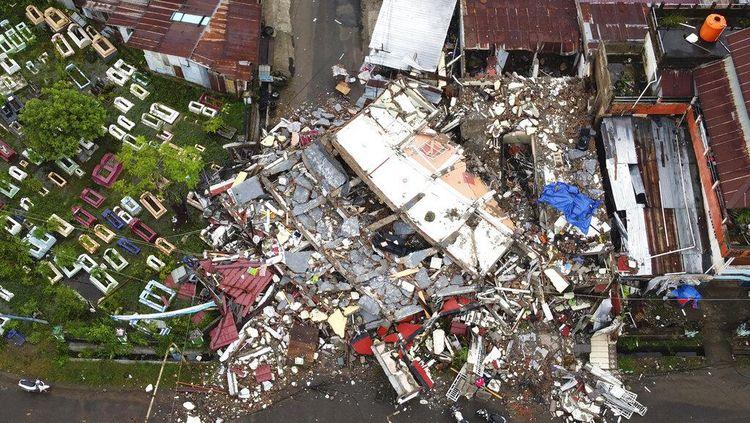 Gempa Bumi di Sulbar dan Fakta-fakta yang Tewaskan 46 Warga