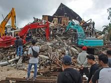 Gempa Sulut M 7,0, Ini Dampak Kerusakan di Kepulauan Talaud
