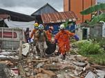 Update Gempa Sulbar, 73 Orang Meninggal dan 27 Ribu Mengungsi