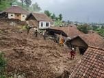 Longsor Sumedang, 40 Korban Meninggal Telah Ditemukan
