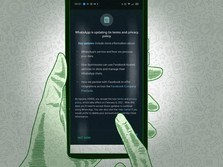 Berlaku Mei, Ini Isi Kebijakan Privasi Baru Whatsapp