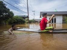 Ini Dia Sederet Alasan Diklaim Pemicu Banjir Besar Kalsel