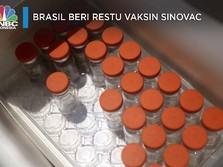 Brasil Beri Restu Vaksin Sinovac