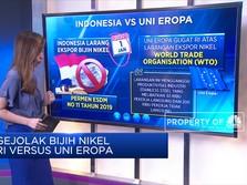 Gejolak Bijih Nikel RI Versus Uni Eropa