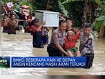 Gelombang Pasang Laut di Manado Sebabkan Banjir Rob