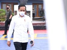 Bakal Naik Perahu Karet, Jokowi Cek Banjir di Kalsel