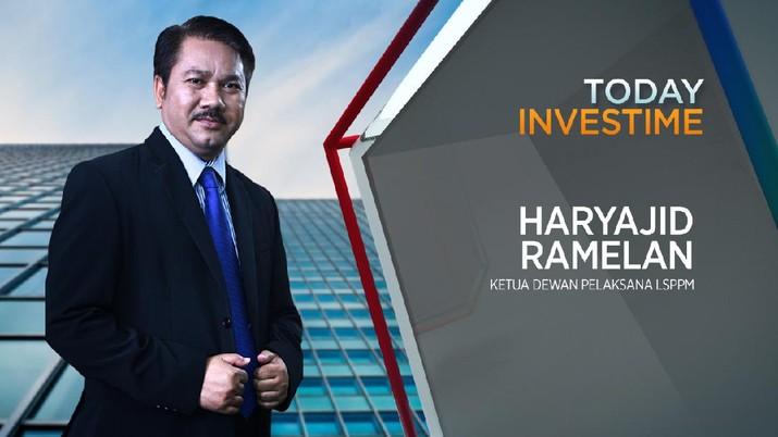 Ketua dewan pelaksana Lembaga Sertifikasi Profesi Pasar Modal (LSPPM), Haryajid Ramelan