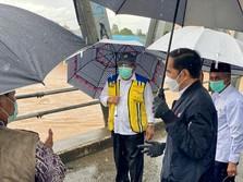 Jokowi: Cuaca Ekstrem Terjadi Akibat Siklon Tropis Seroja