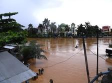 Banjir Kalsel Gara-gara Tambang? Ini Reaksi Kementerian ESDM