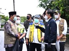 Instruksi Jokowi dalam Penanganan Banjir Kalsel, Simak!