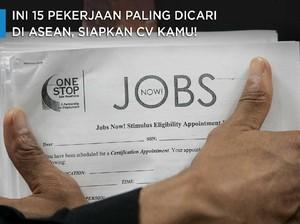Job Seeker, Ini 15 Pekerjaan Paling Dicari di ASEAN di 2021